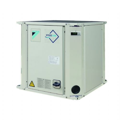 Daikin Applied Packaged Water-cooled Water Chillers EWWQ064KBW1N 64Kw/217000Btu 415V~50Hz